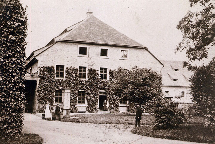 Vorwerk (Wohn- und Wirtschaftsgebäude um 1900) - Redenhof