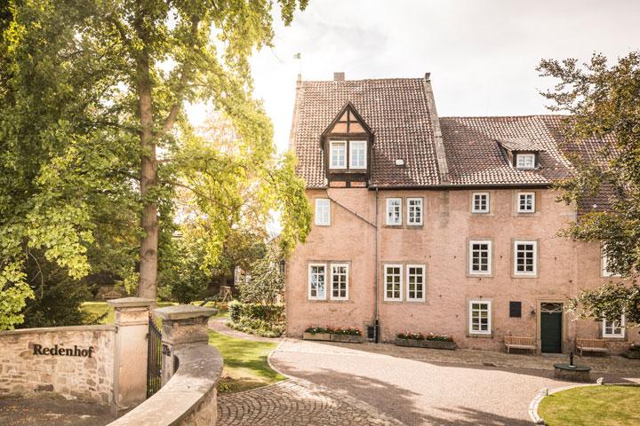 Redenhof Herrenhaus 2016